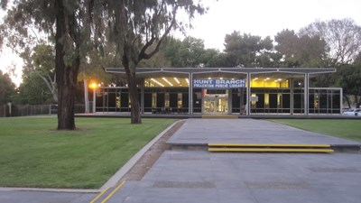 Mayor To Hold Discussion at the Hunt Branch Library